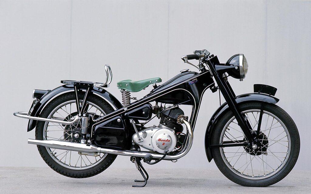 Honda Dream E aus dem Jahr 1951
