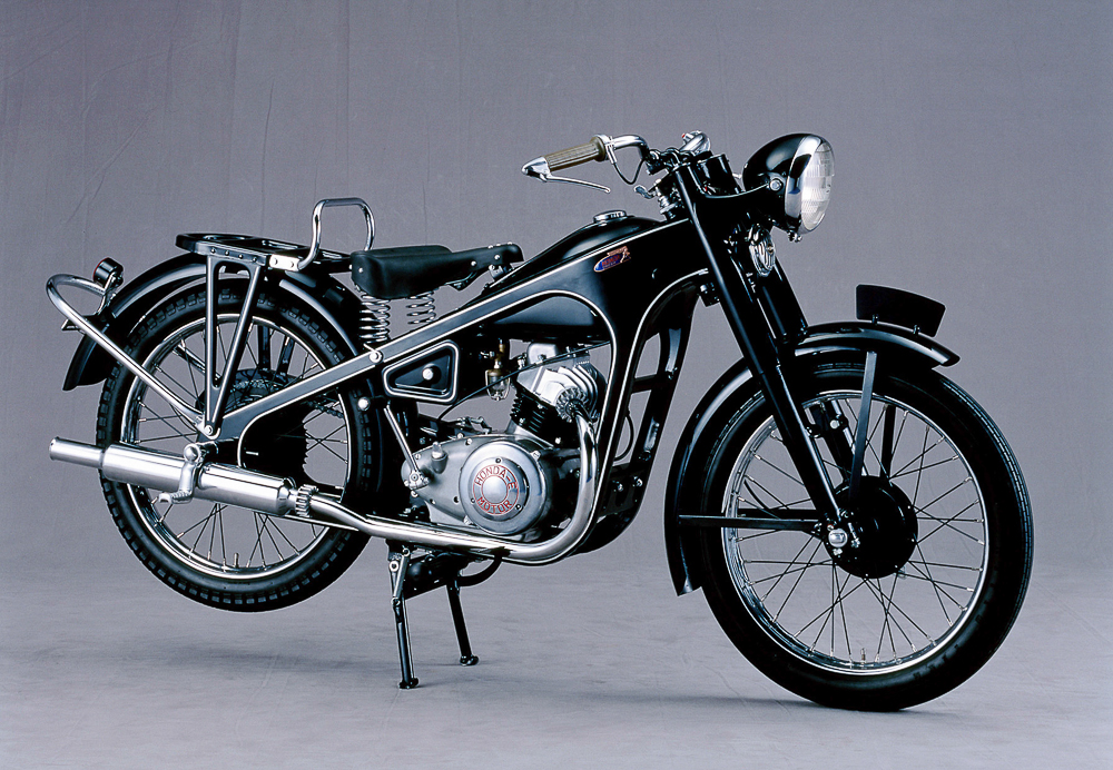 Honda Dream E-Typ Baujahr 1951