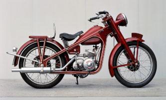 Honda Dream D-Typ