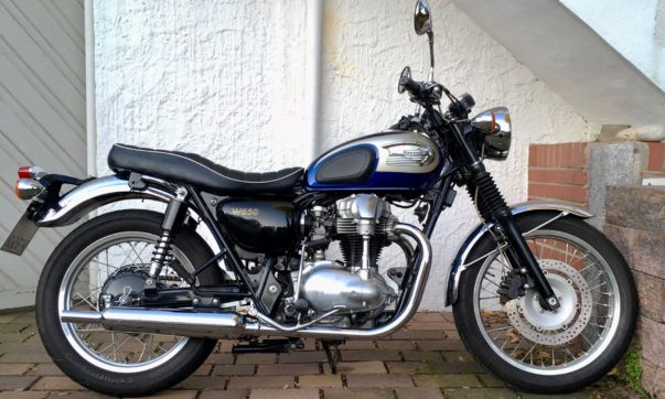 Kawasaki W650 Baujahr 2004