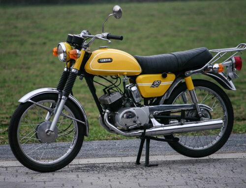 Yamaha HS1 (1968-1971) – die kleine Unbekannte