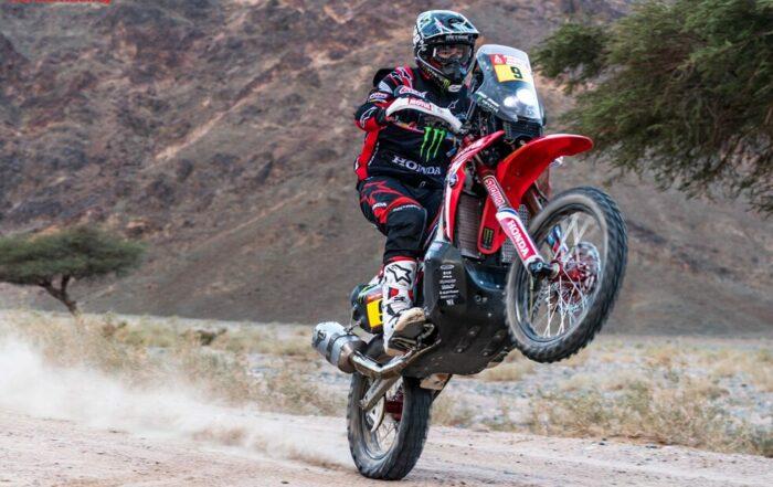 Ricky Brabec gewinnt die Rallye Dakar 2020