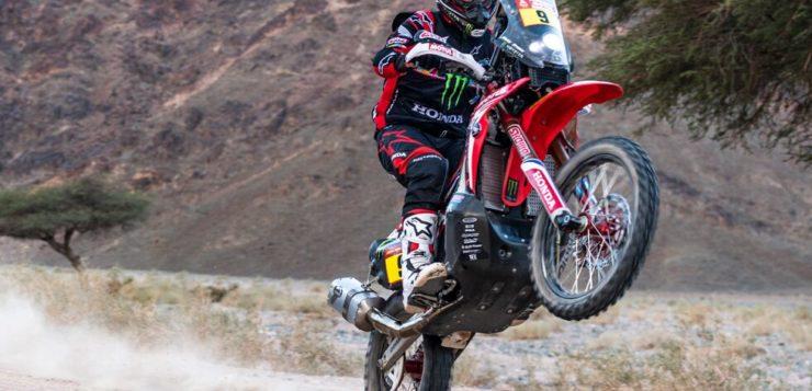 Ricky Brabec gewinnt die Dakar 2020