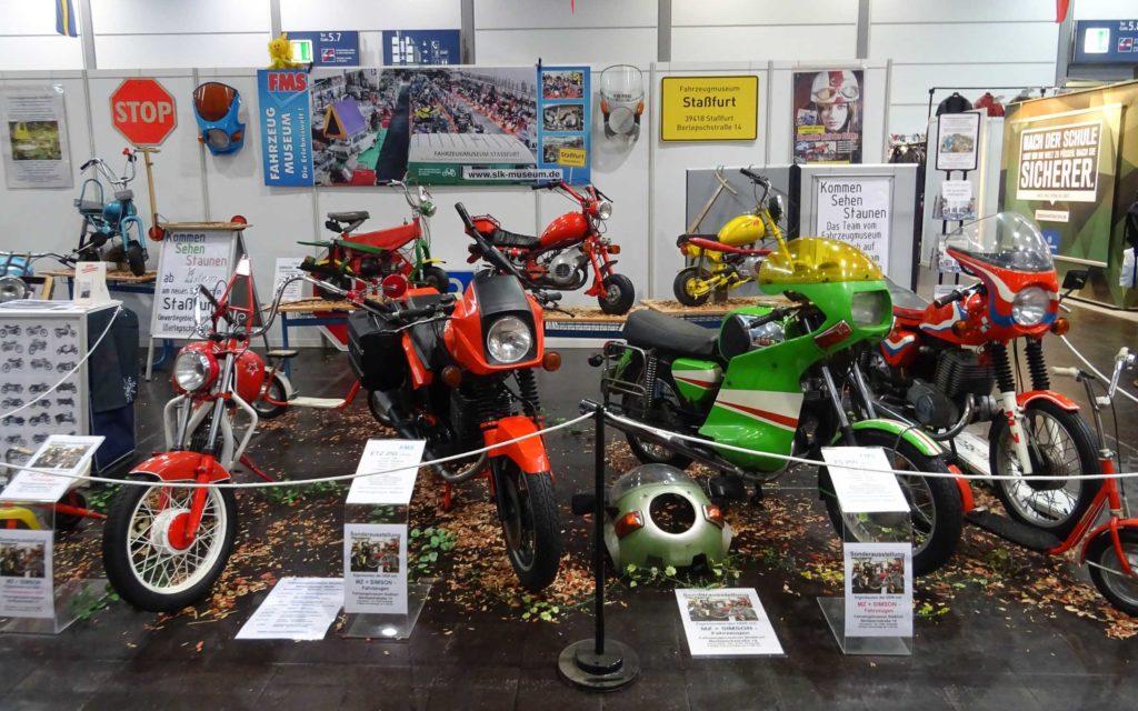 Motorradmuseum Stassfurt in Leipzig