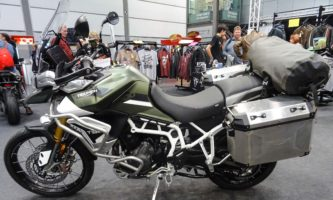 Motorradmesse Leipzig 2020