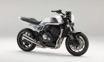 Honda CB-F Concept - Bol d'Or 2020