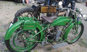 Unter der Marke Corona wurden in Brandenburg Motorräder gebaut