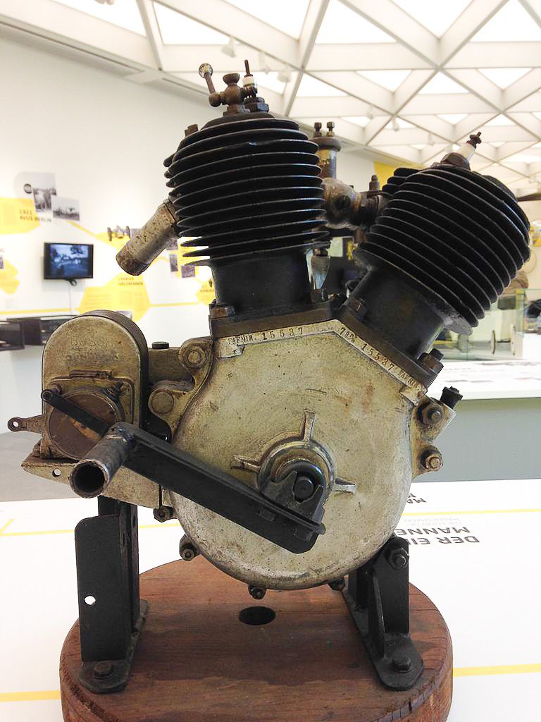 Fafnir Motor aus Aachen