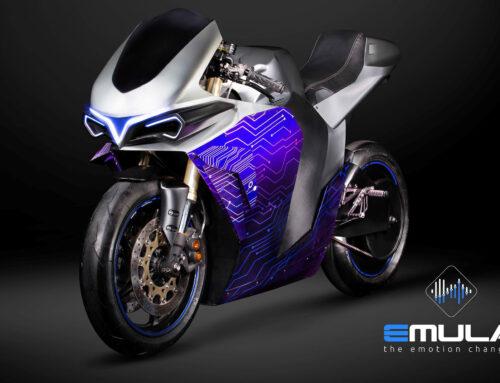 2Electron Emula – mehr als nur EIN Elektro-Motorrad