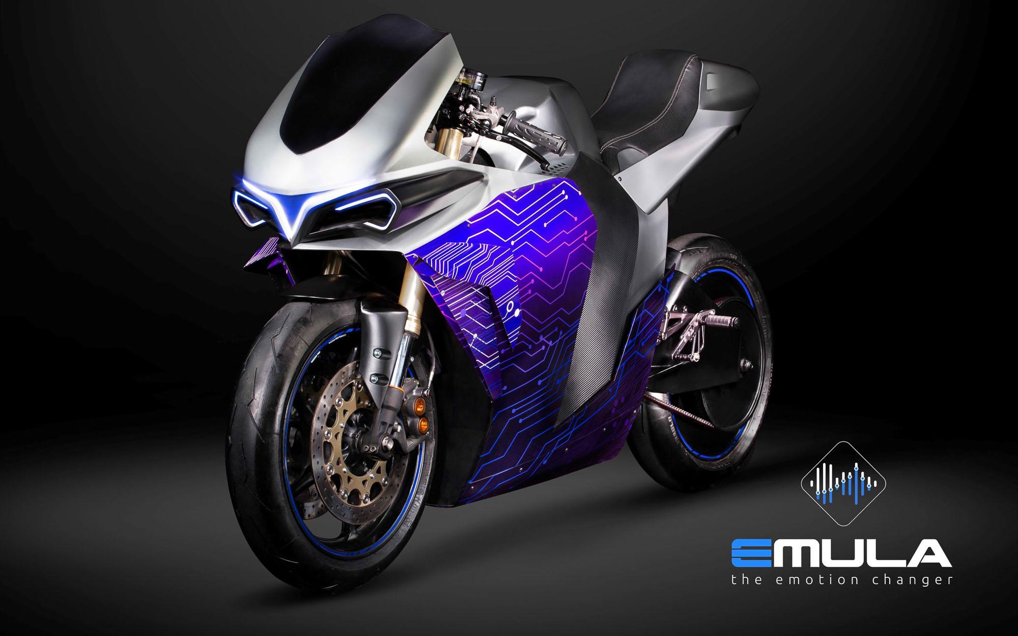 Superbike mit E-Herz: 2Electron Emula (Foto: 2Electron)
