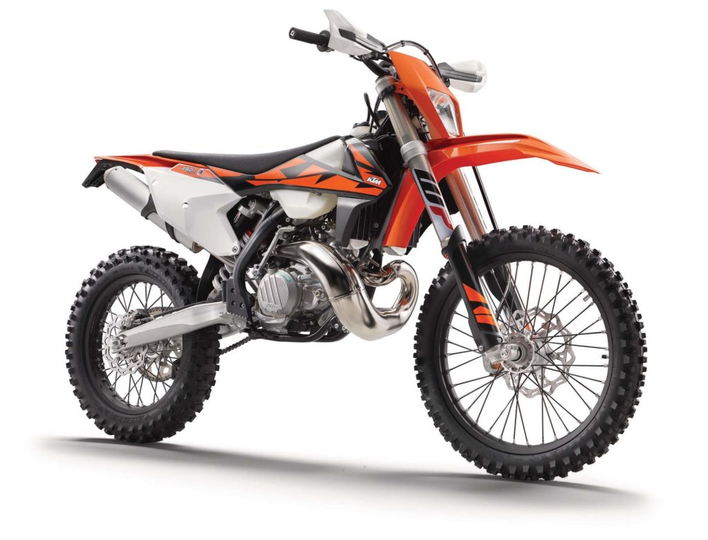 KTM 250 EXC TPI
