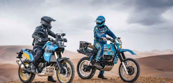 Neu: Yamaha Ténéré 700 Rally Edition