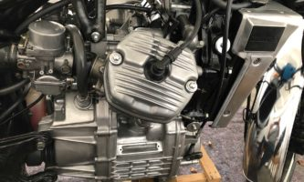 Honda CX 500 Restaurierung