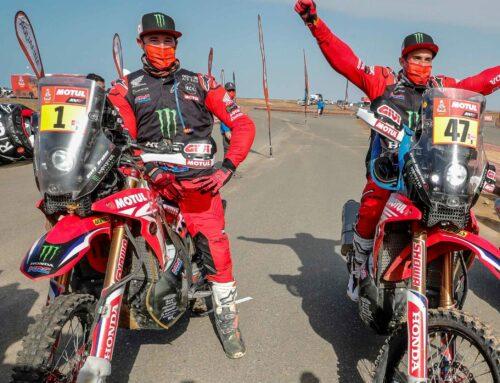 Kevin Benavides feiert ersten Rallye-Dakar Sieg
