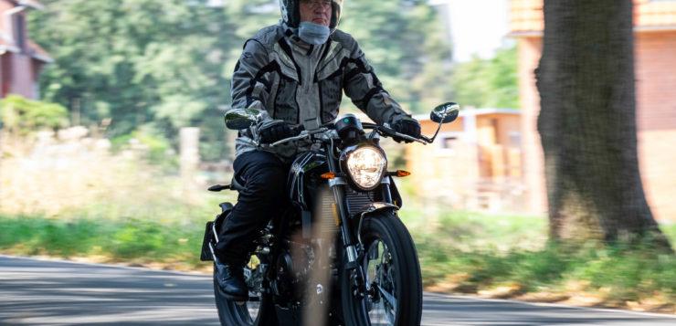 Spielregeln für die erste Motorradausfahrt im Frühjahr