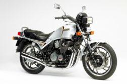 Die Yamaha XJ 750 SECA wurde 1982-1984 gebaut