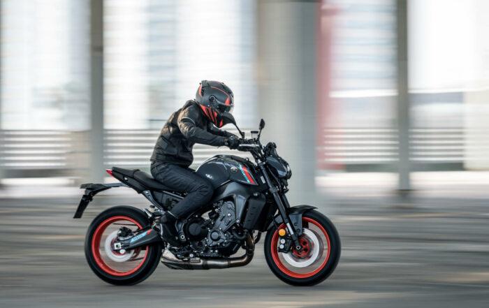 Die Yamaha MT-09 Modelljahr 2021