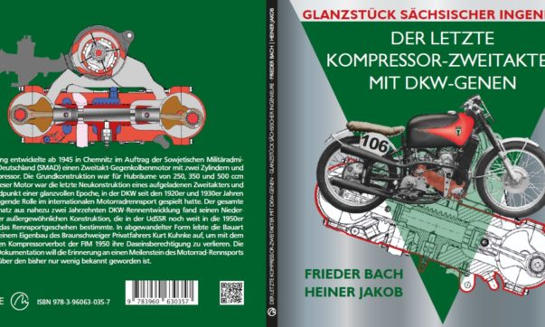 Der letzte Kompressor-Zweitakter mit DKW-Genen
