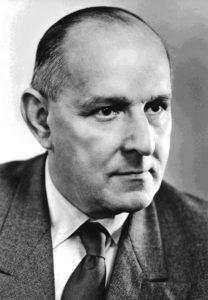 August Prüßing war seinerzeit Chef der Rennabteilung bei DKW