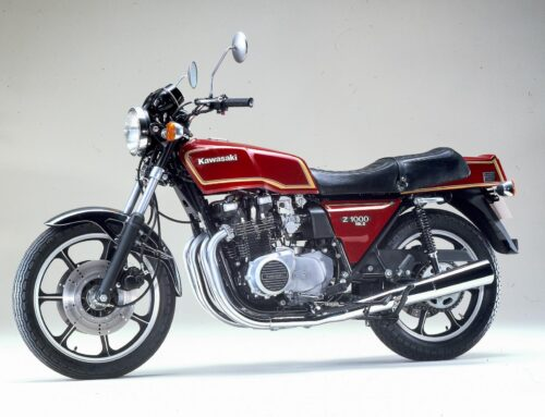 Kawasaki Z 1000 MK II / Z 1000 ST – Flüsternde Riesen