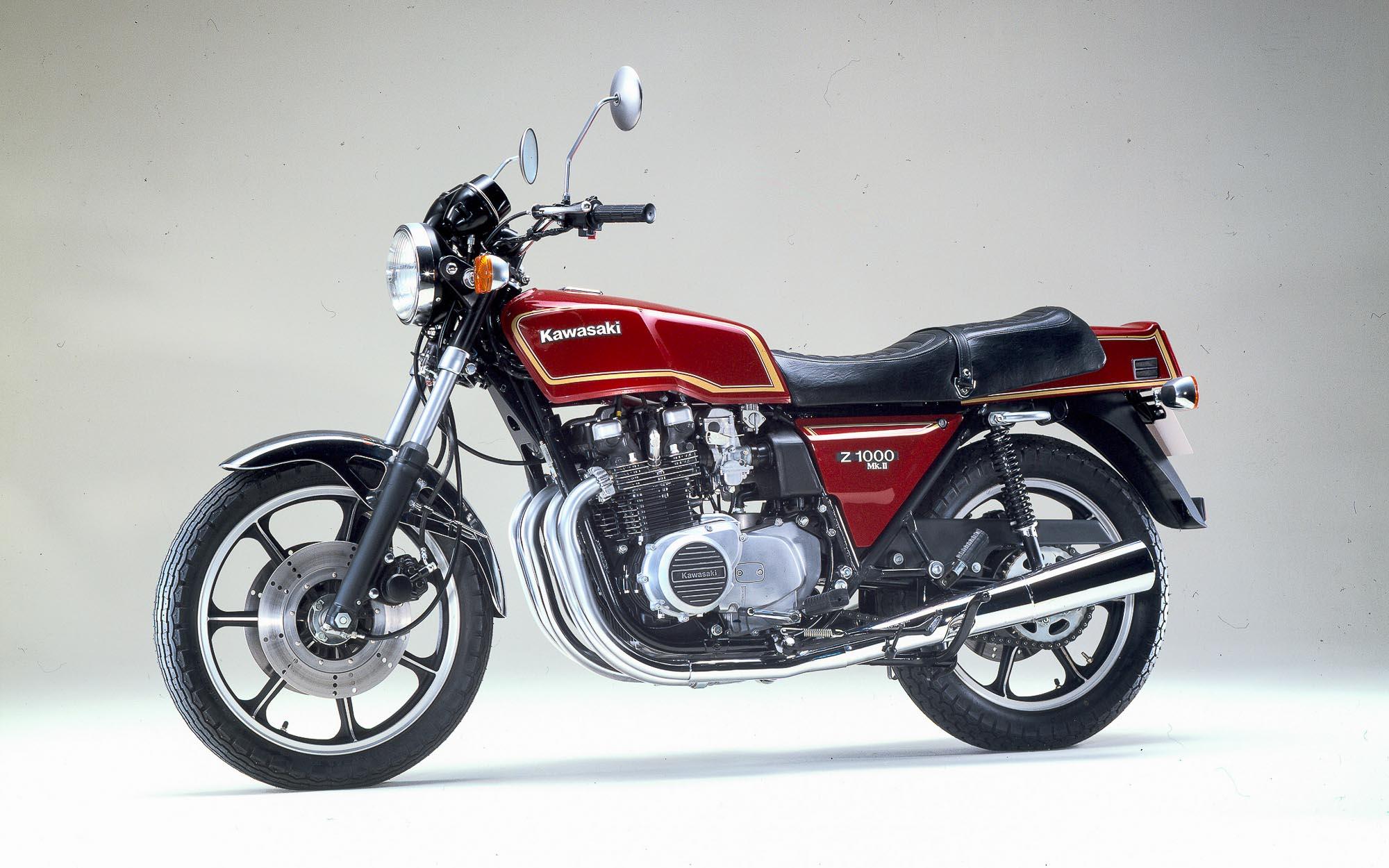 Kawasaki Z 1000 MKII