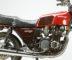 Kawasaki Z 1000 ST mit gestufter Sitzbank