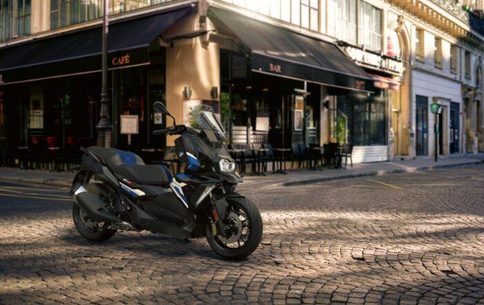 Technisch verbessert in die Saison 2021: BMW C 400 X