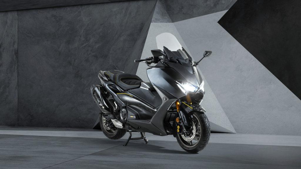Der Yamaha T-Max 500 ist auf 48 PS erstarkt