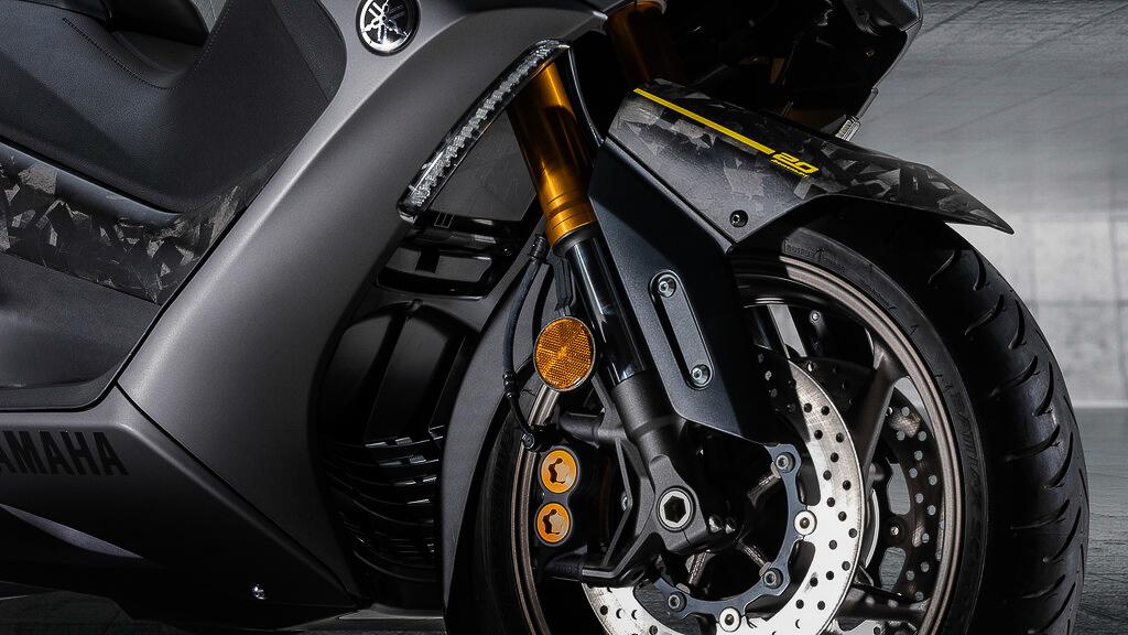 Das Sondermodell von Yamaha bietet ein spezielles Farbschema