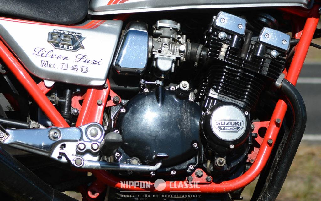 Der 80 PS starke Vierzylindermotor gilt als Kraftpaket