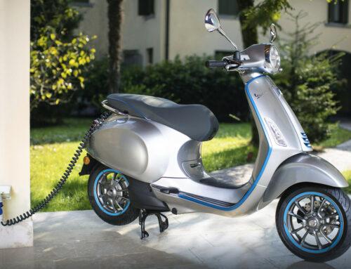 Zweiradhersteller forcieren Akku-Tauschsystem