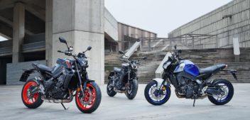 Die neue Yamaha MT-09 geht 2021 in die dritte Generation