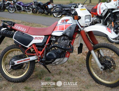 Yamaha XT 600 – charakterstarke Enduro