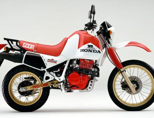 Honda XL 600 R – Enduro-Hammer aus Hamamatsu