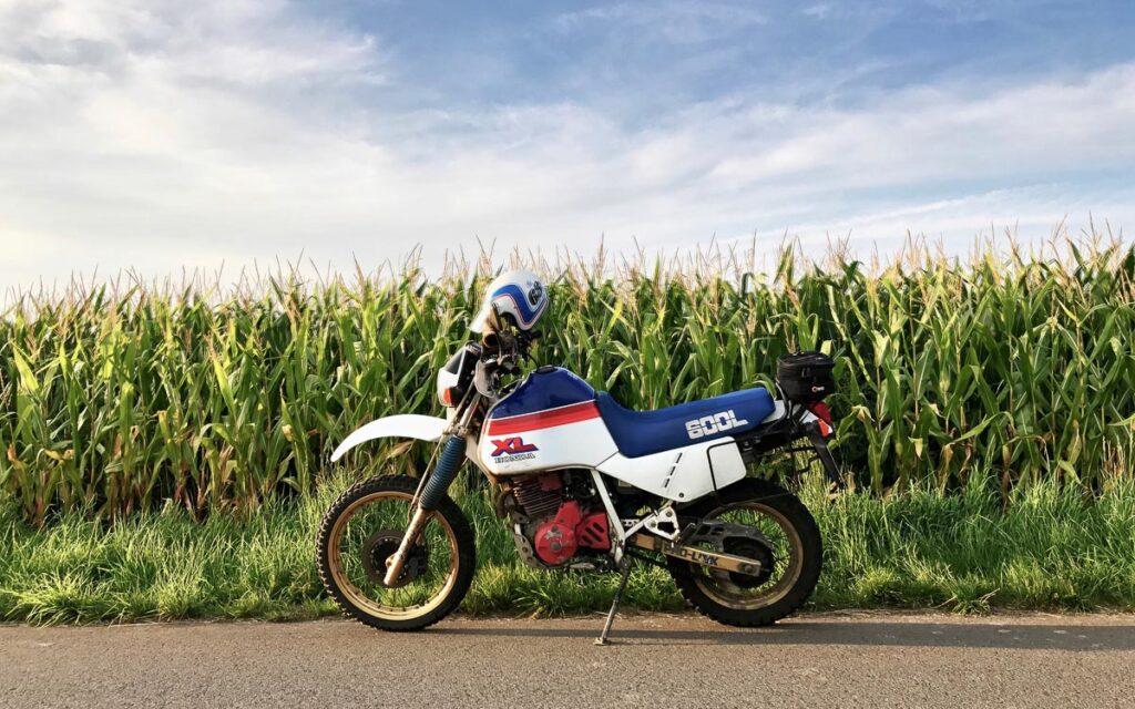 Honda XL 600 LM von 1986