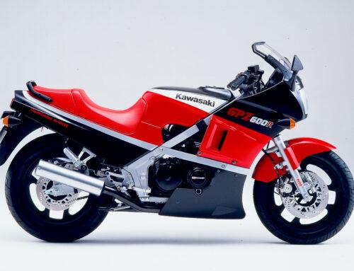 Kawasaki GPZ 600 R – Bestseller mit kühlem Kopf