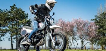 Die Mash X-Ride 50 für die Mopedklasse