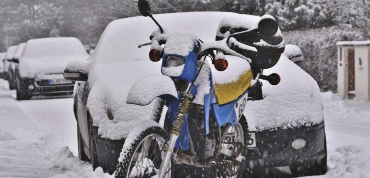 Schlechtwetter – Beschäftigung für sattelfreie Momente