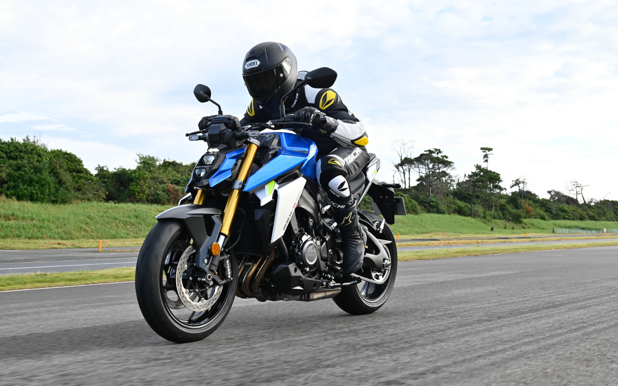 Suzuki GSX-S 1000 Modelljahr 2022