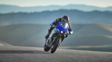 Yamaha R7 – Supersportlerin mit dem Herz der MT-07