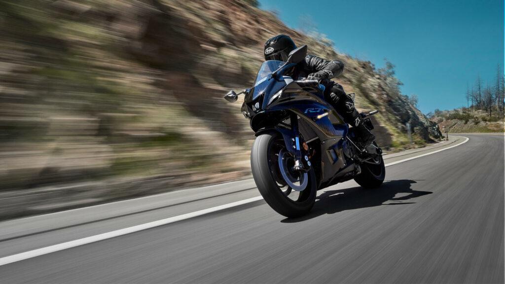Die neue Yamaha YZF R7 erfüllt die Euro-5-Norm