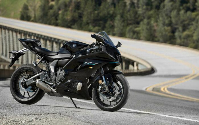 Die neue Yamaha R7 Modell 2022