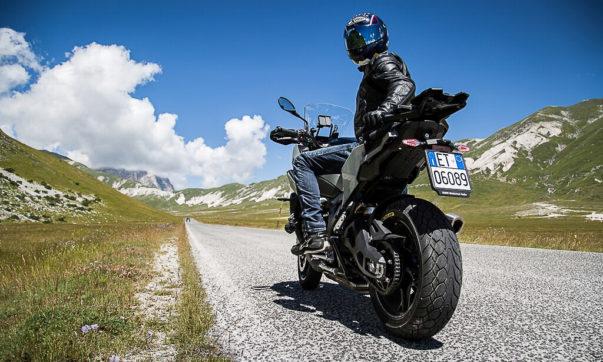 Neue Motorradreifen von Dunlop