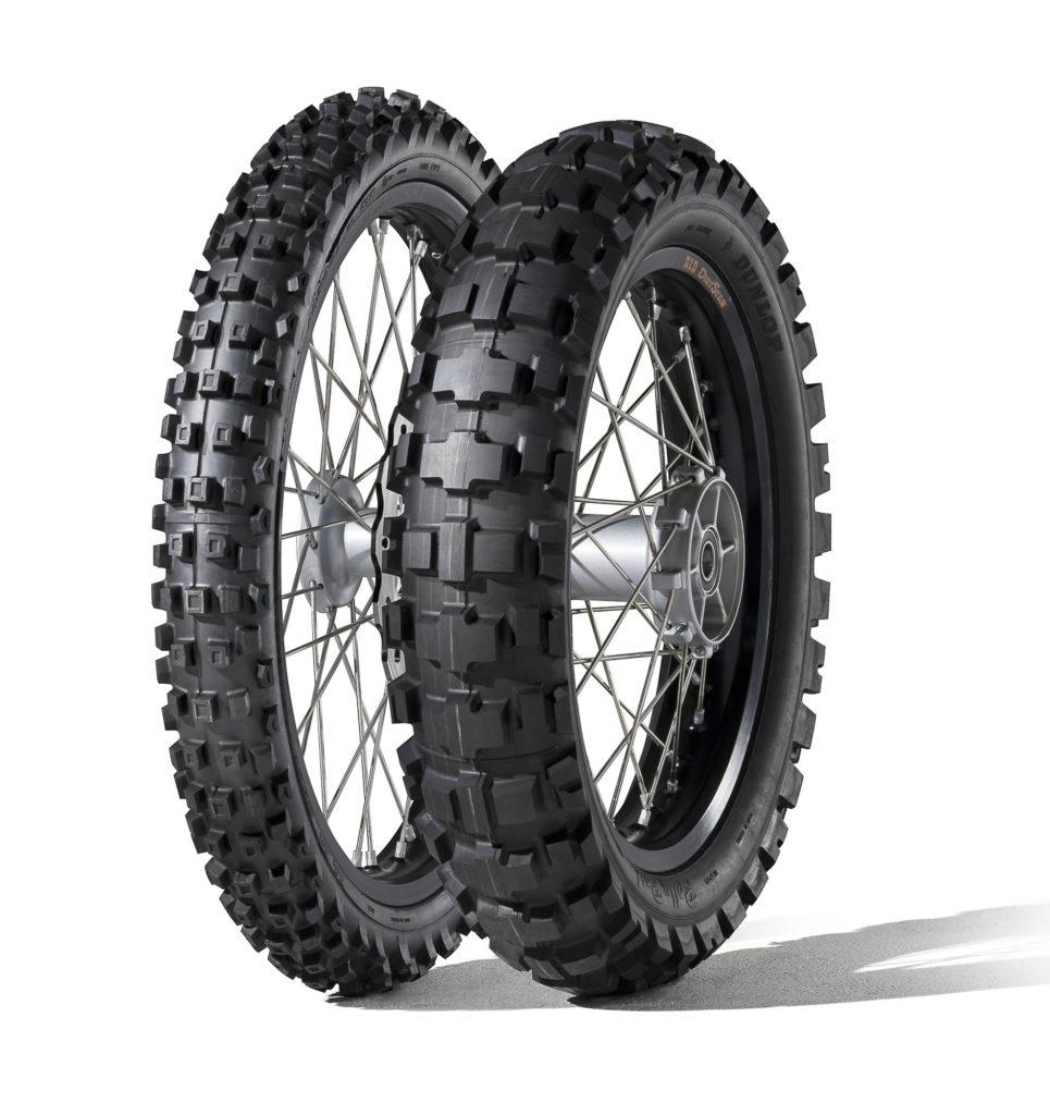 Wüsten- und Geländereifen Dunlop D908 RR