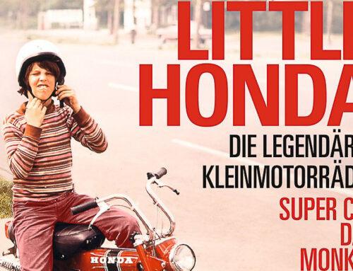 """""""Little Honda"""" fürs Bücherregal: Hondas legendäre Kleinmotorräder"""