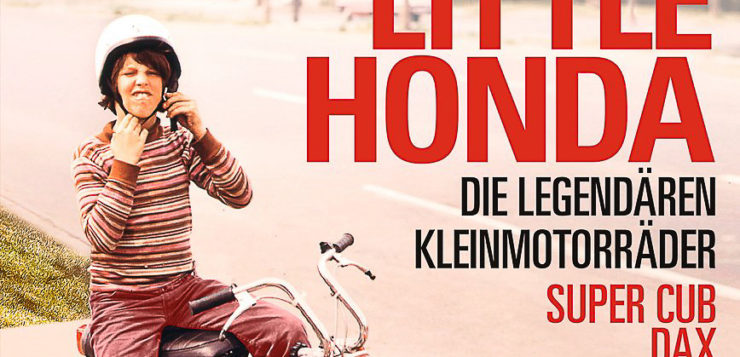 """Buch """"Little Honda"""""""