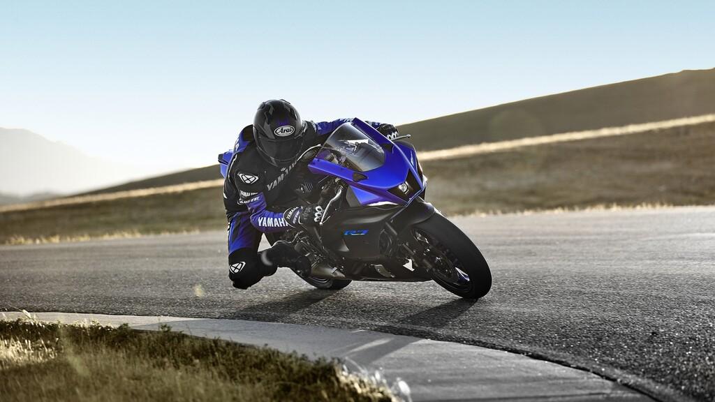 Das Fahrwerk hat Yamaha für die R7 neu entwickelt