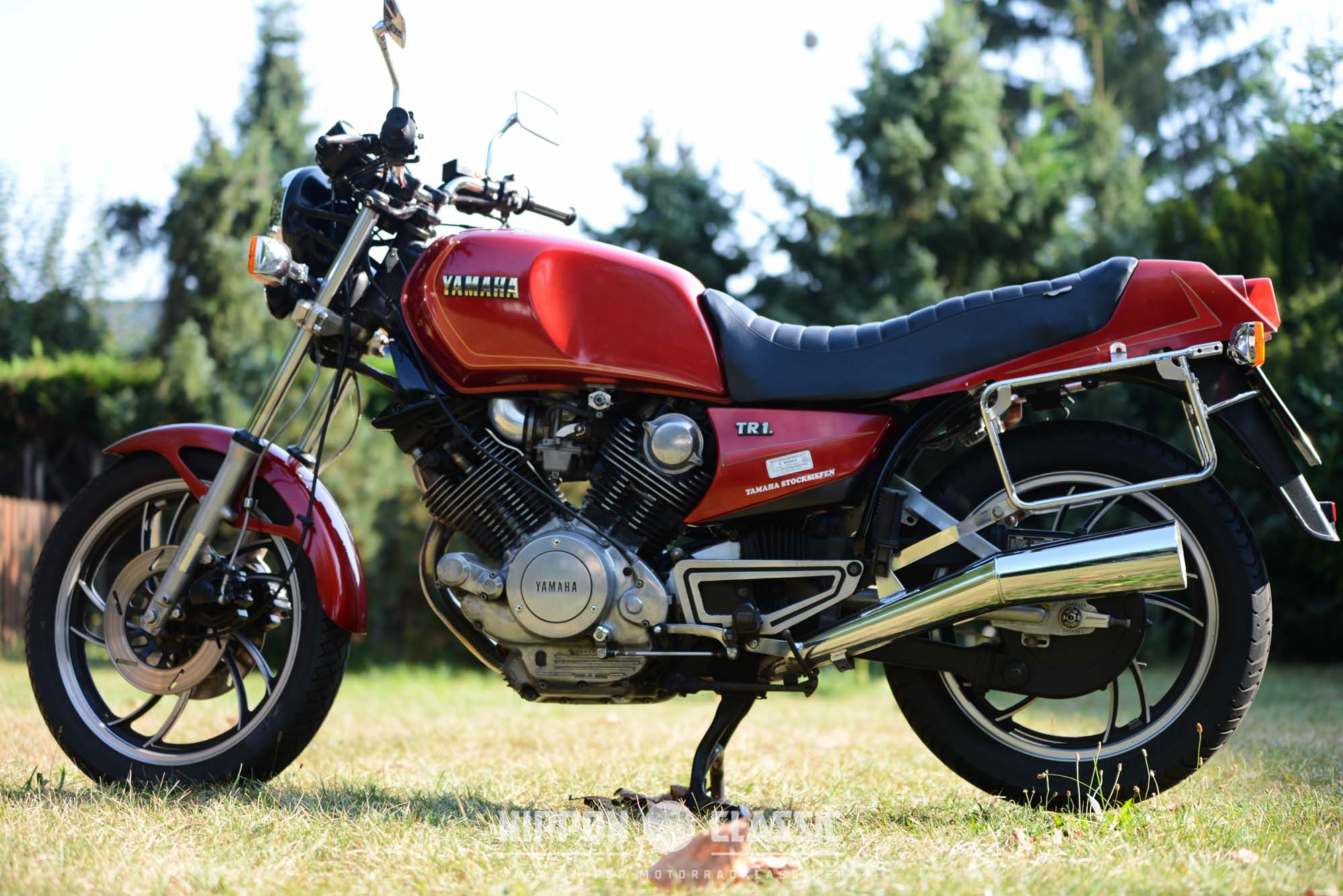 Yamaha TR1 mit der Tugend eines Sporttourers