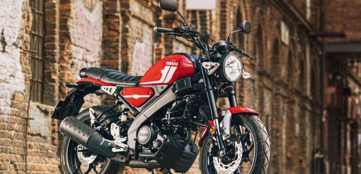 Yamaha überrascht mit der XSR 125
