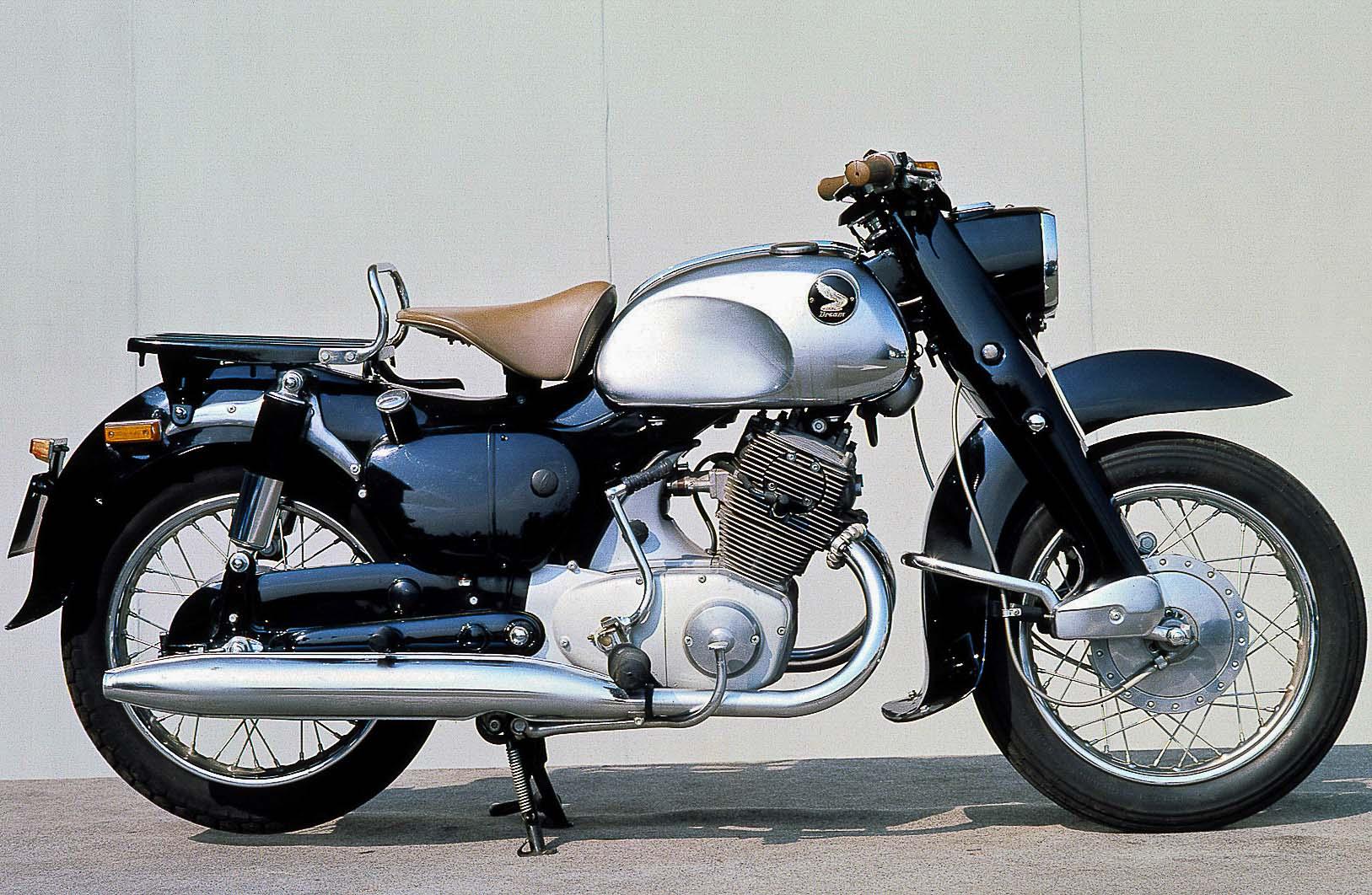 HONDA C70 (1957-1959)